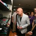 Sir Ben Kingsley Tour of the Whatever It Takes Experience Photo Gallery