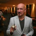 Sir Ben Kingsley Ribbon Cutting Photo Gallery